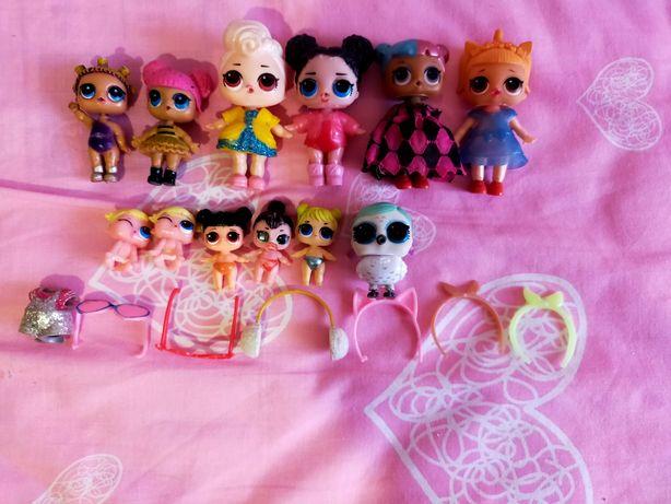 Куклы LOL (12 шт)