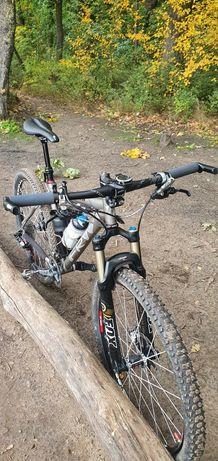 """Tytanowy rower górski FRW axum titanium 27,5""""/26"""""""