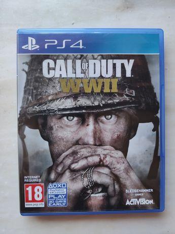 Jogos PlayStation 4 (Call Of Duty WWII, NBA 2k18, FIFA 18)