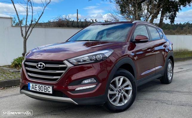 Hyundai Tucson 1.7