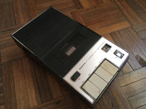 Sanyo Cassette Recorder M-88