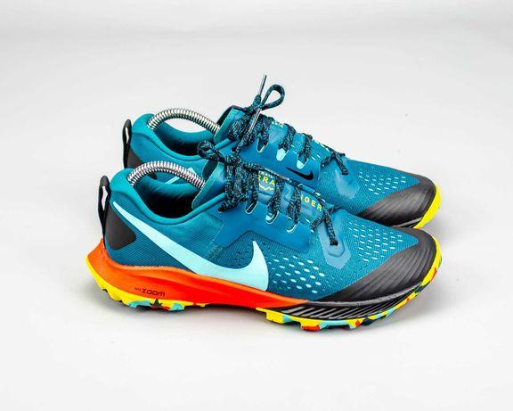 Фирменные трейловые кроссовки Nike Terra Kiger 5.40 размер.Hoka