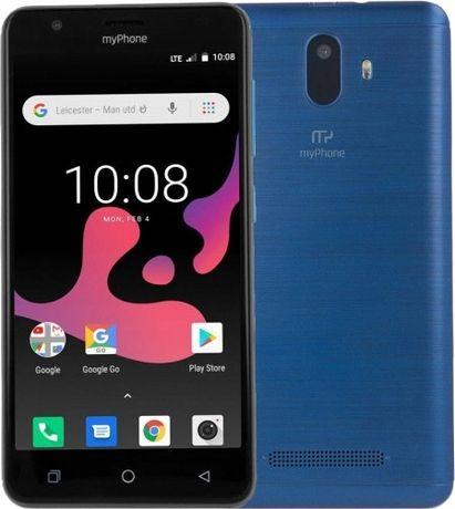 smartfon my phone fun 8 , niebieski , gwarancja , lombard madej sc