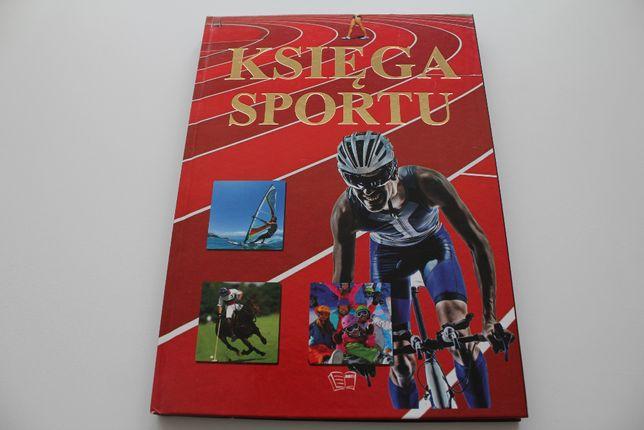 Księga sportu - album jak nowy, rok wydania 2015