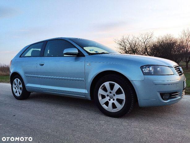 Audi A3 8P 1.6 MPI LPG Pierwszy właściciel Full opcja. Od osoby prywatnej
