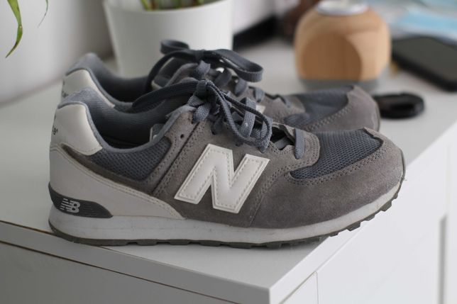 New Balance 574 - Cinzentas