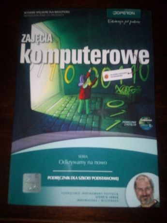 Zajęcia komputerowe podręcznik 4/6 G.W Hermanowski Operon