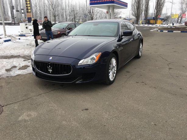 Продам Maserati Quattroporte 2014