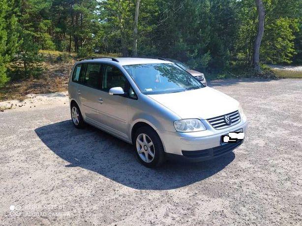 Volkswagen Touran 1,6  Benzyna + LPG