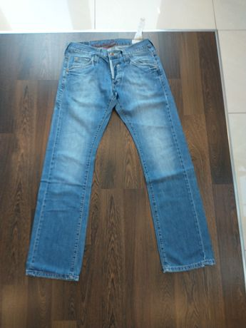 Spodnie jeans męskie rozmiar 31/34 mustang