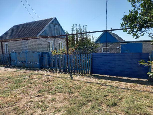 Продам дом с. Бурчак. Михайловского района. Запорожской области
