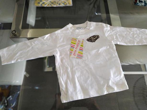 NOVO sweat- shirt para 12 meses VERTBAUDET
