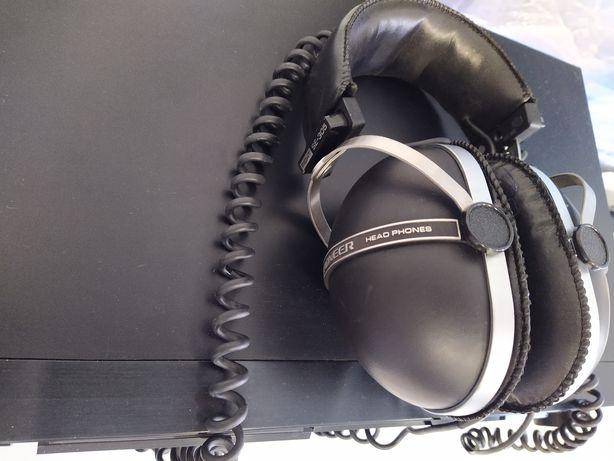 Słuchawki nauszne Pioneer SE 305 vintage