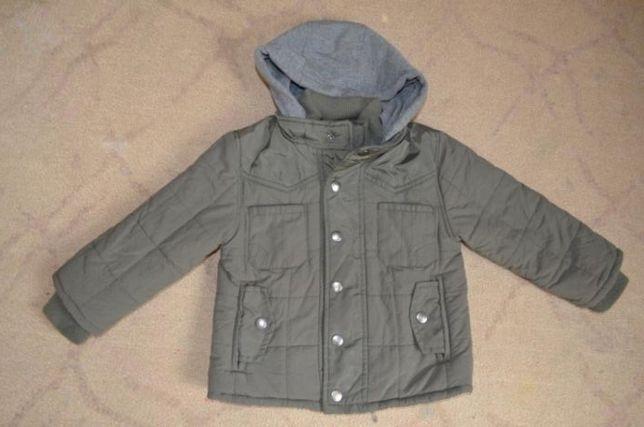 детская курточка на 2 года на мальчика