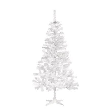 Árvore de natal branca pequena