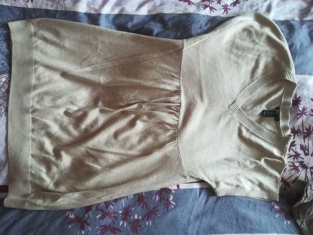 Sweter/ tunika ciążowa