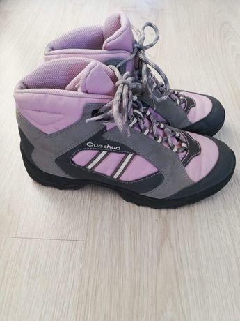 Quechua 38 buty trekkingowe damskie