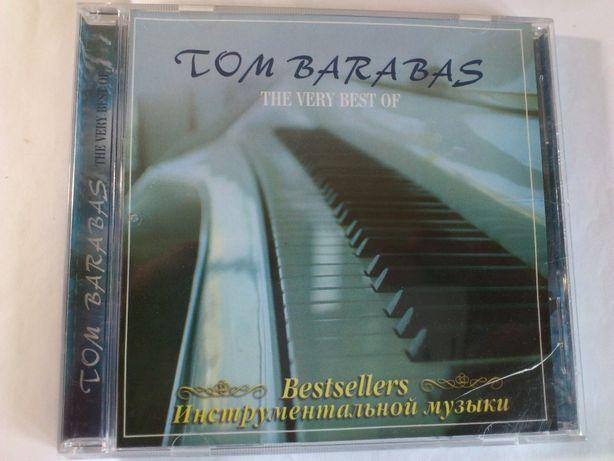 CD Tom Barabas The very best (2007) лицензия Украина