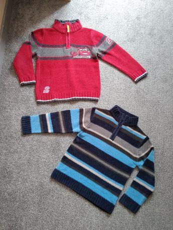 Sweterki chłopięce 110