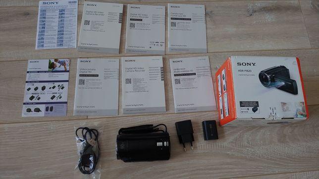 Kamera Sony pj620 z projektorem