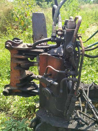 Розборка экскаваторной установки эо 2621 юмз по запчастям