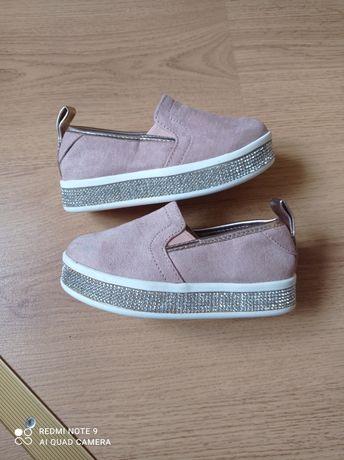 Слипоны Rive Island кроссовки мокасины Nike Zara Geox Next