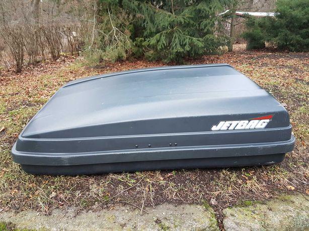 Box dachowy JetBag ładny w dobrym stanie
