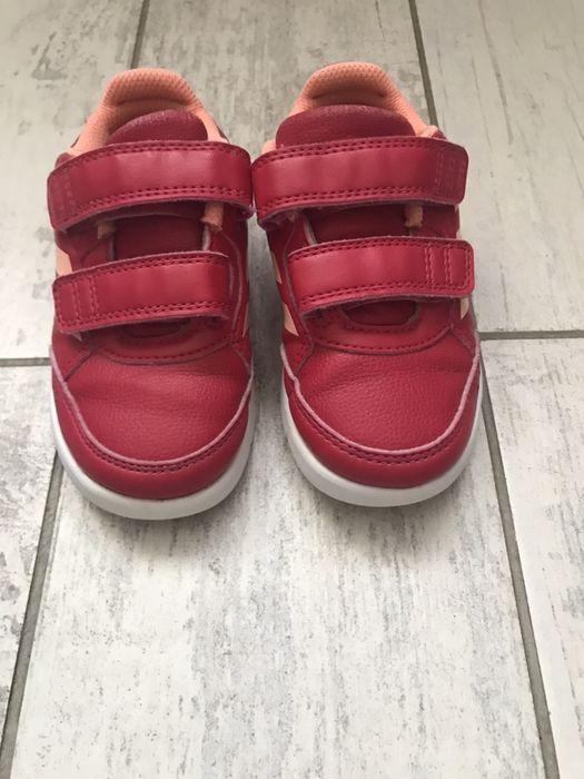 Buty Adidas dla dziewczynki rozm 24 Wałdowo - image 1