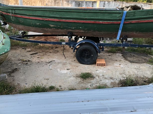 Atrelado de barco