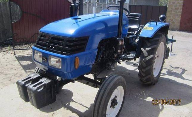 Услуги трактора донгфенг