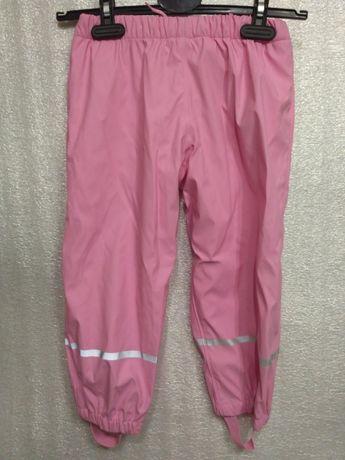 Детские штанишки - дождевик Lupilu, 86/92 размер, для девочки