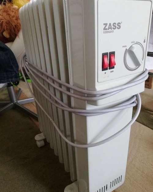 Масляный радиатор Zass Germany Рогань - изображение 1