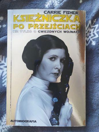 Carrie Fisher - Księżniczka po przejściach. Nie tylko o...