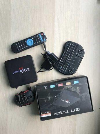 Smart tv box MXQ PRO+  wifi hdmi  ANDROID
