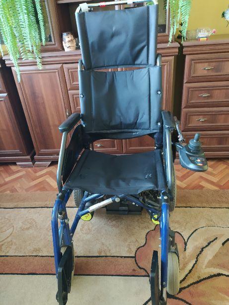 Wózek inwalidzki elektryczny Vassilli Evolution