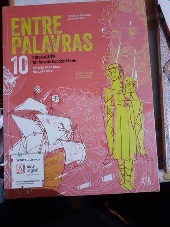 Manuais e cadernos de atividades 10*ano.