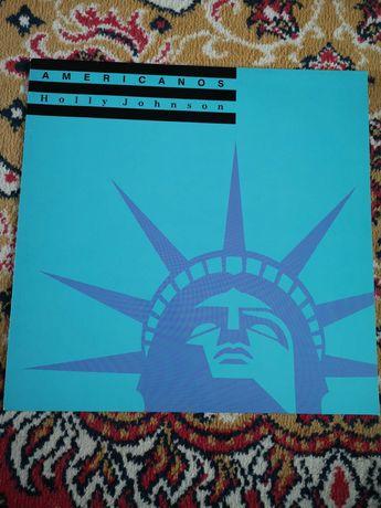 Płyta winylowa americanos Holly Johnson