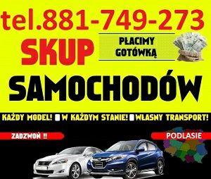 Skup aut za gotówkę skup samochodów auto-handel