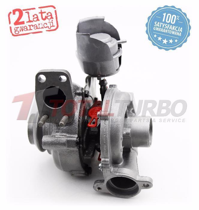 Turbosprężarka turbina Volvo C30, S40, V50 1.6 D, Mazda 3 1.6 DI Katowice - image 1