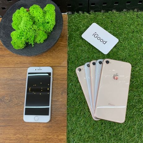 IPhone 8 gold/space gray/silver/ Айфон 8 64\256гб