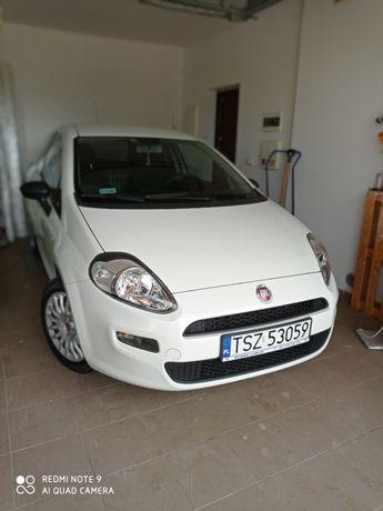 Fiat Grande Punto Van VAt1 świetny .