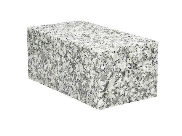 Kostka granitowa cięta szara 32x16x16 STRZEGOM