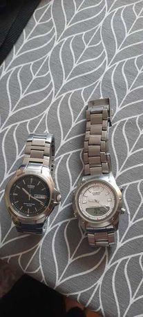 zegarek casio efa -118 /casio mtp-1228 2 sztuki