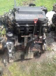 Продам двигатель вито 638 2.2CDI