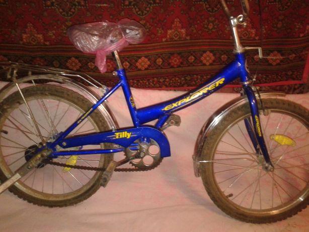 продам велосипед детский.