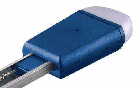 Osłona żarówki napęd Sommer Blue Magic 550