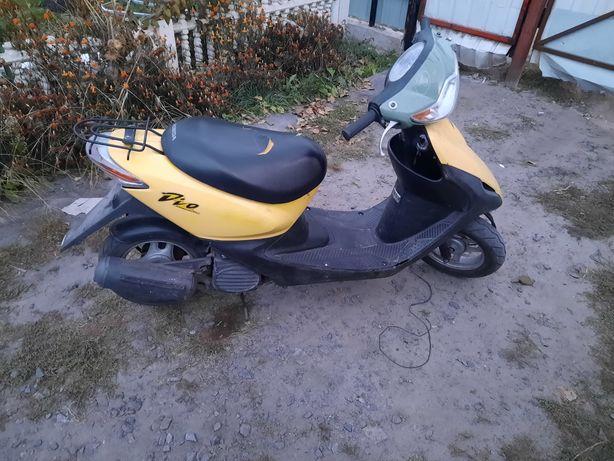 Хонда дио  аф 56