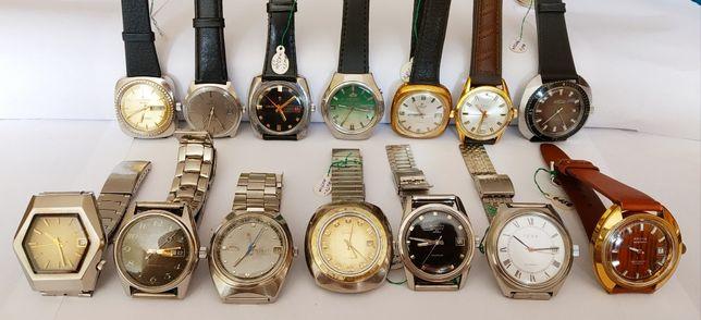 Relógios automáticos *Cauny*Citizen*Orient*Gruen*Nobreza*Fesa