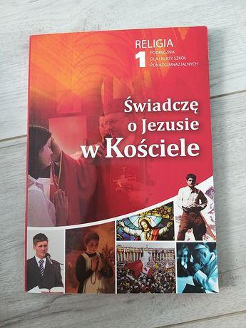 """Podręcznik od religii ,,Świadczę o Jezusie w Kościele"""""""