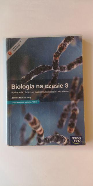 Biologia na czasie 3 podręcznik